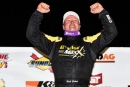 Rick Eckert earned $10,000 April 23 at Port Royal (Pa.) Speedway for his first Lucas Oil Late Model Dirt Series victory since 2005. (heathlawsonphotos.com)