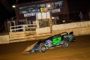 Bryan Benton took the checkers for a June 17 Crate Late Model victory at Path Valley Speedway in Spring Run, Pa. (Paul Wilson/wrtspeedwerx.com)